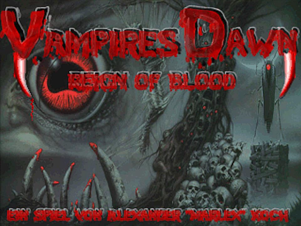 Vampires Dawn